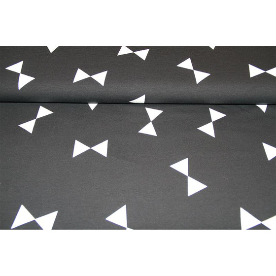 Jersey - Triangles schwarz
