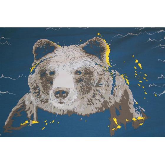 Bio-Sommersweat - Sweat Bear-Panel
